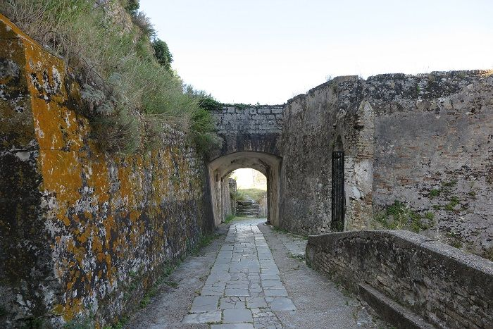 ヴェネツィア共和国時代の要塞