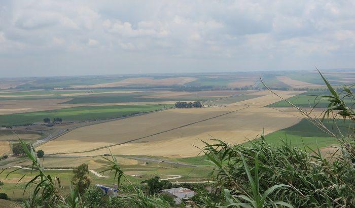 田園風景に囲まれた白い村「カルモナ」