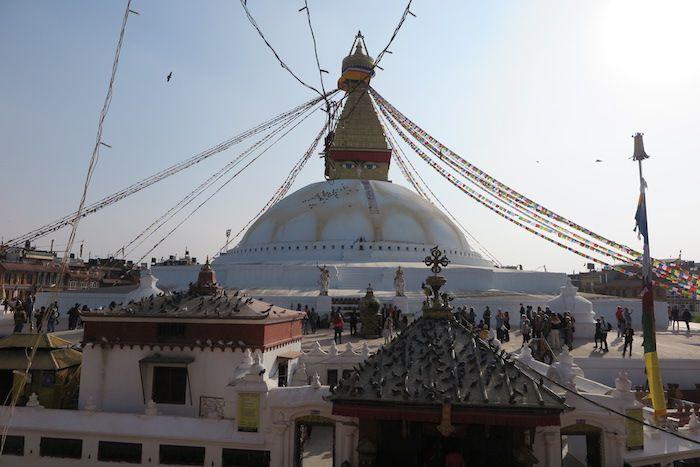 チベット仏教の聖地「ボダナート」