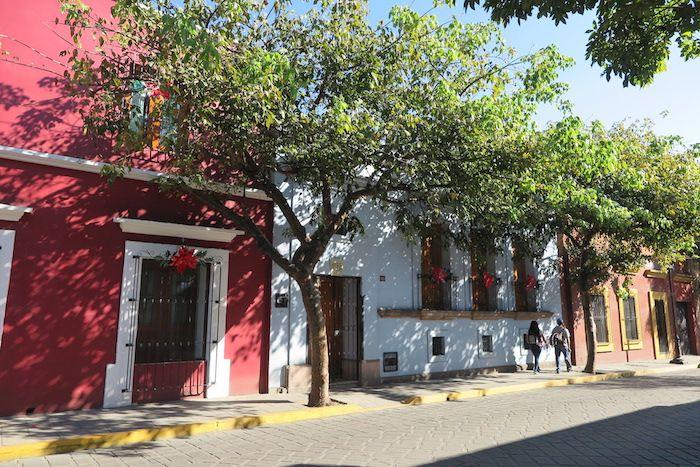 コロニアル調の街並みが美しい!オアハカの歴史地区