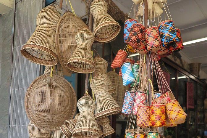 様々な文化が共存する他民族都市
