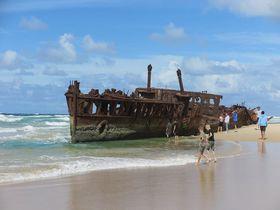 世界遺産の砂の島!オーストラリア「フレーザー島」へ