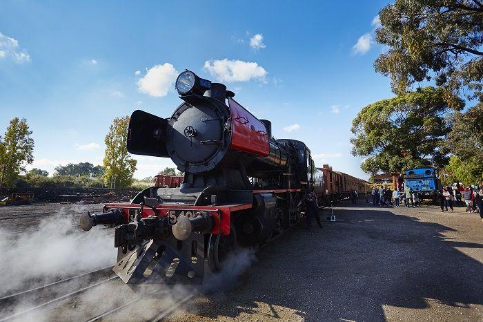 機関車に乗って訪れたい!可愛らしい田舎町「モールドン」