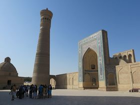 「ウズベキスタン」シルクロードのエキゾチックなオアシス都市を巡る旅へ