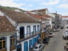 ブラジルの古都「オウロ・プレト」で18世紀にタイムスリップ