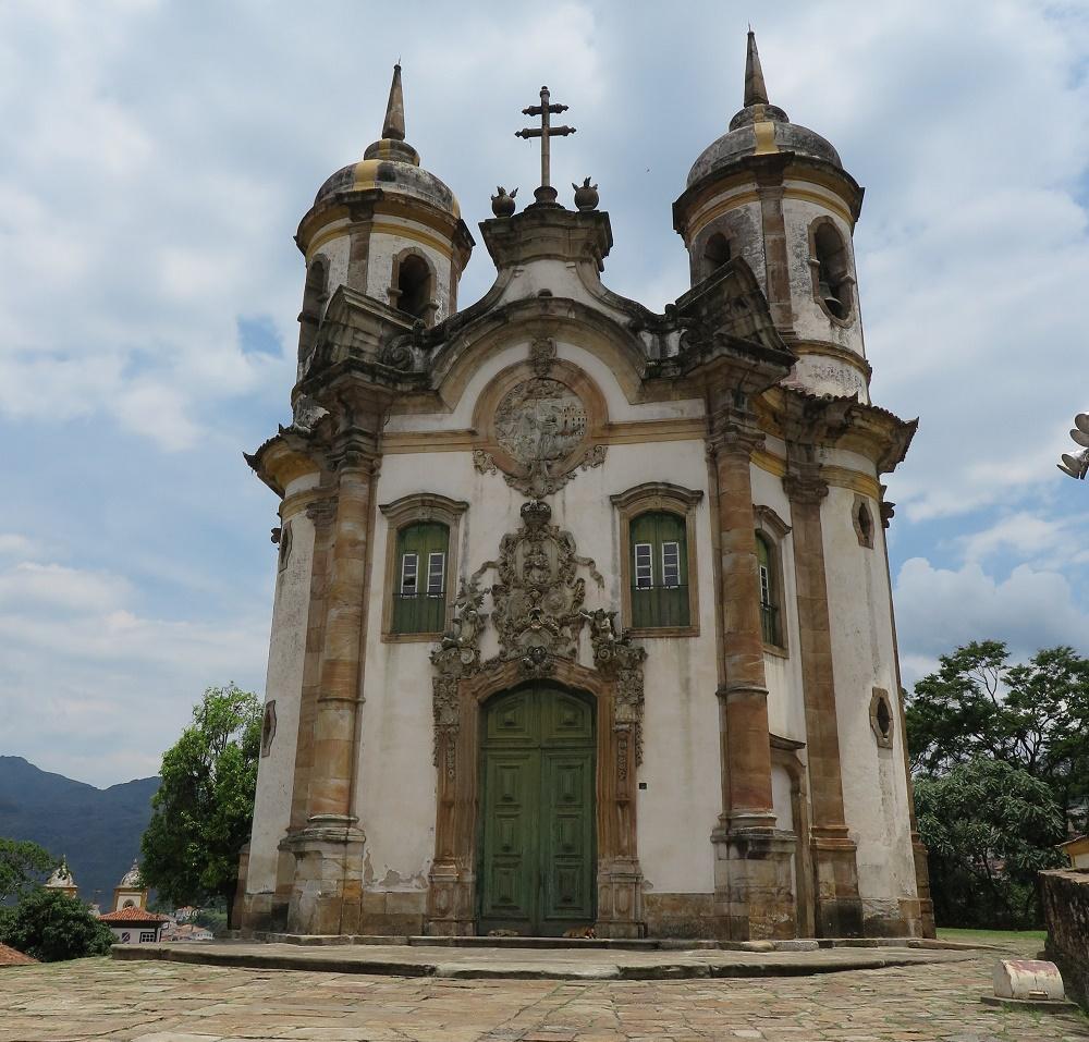 美しい教会がいっぱい!
