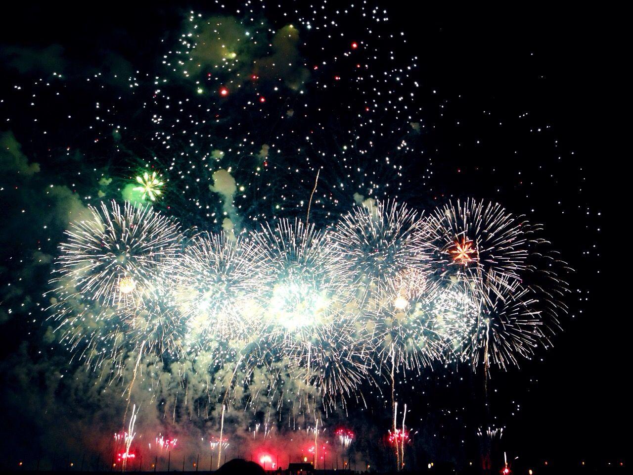 「観る」のではなく「全身で感じる」長岡まつり大花火大会