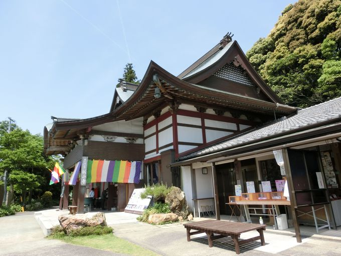 弘法大師・空海と曹洞宗の寺院「舘山寺」の歴史