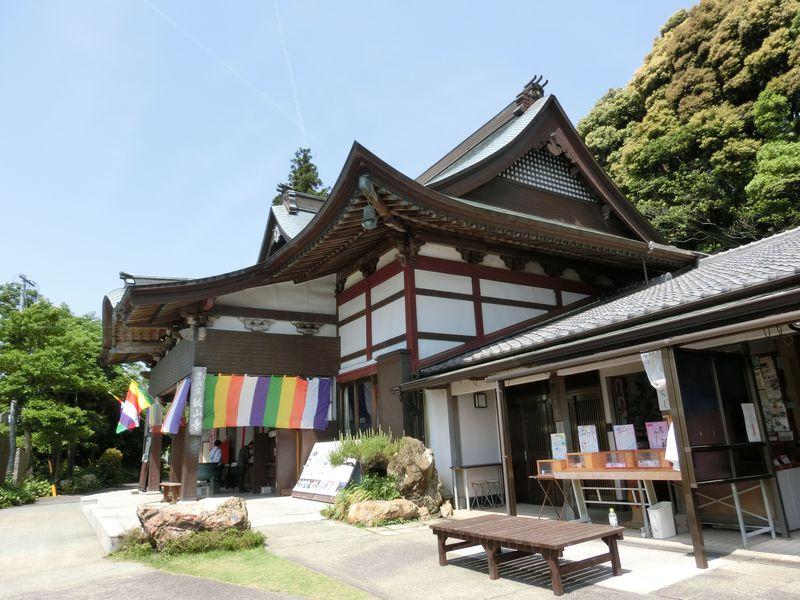 静岡・浜松「舘山寺」は縁結びのパワースポット!空海とのゆかりも