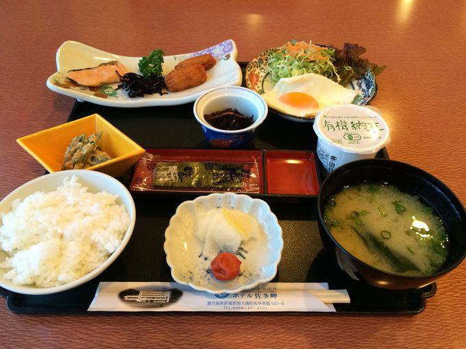 鹿児島焼酎を取り揃えた「レストラン佐多岬」