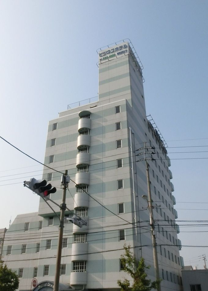 「ビジネスホテル東邦イン高松」へのアクセス
