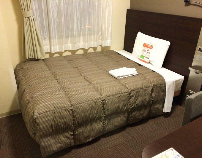 快適な睡眠環境を徹底サポート「コンフォートホテル奈良」