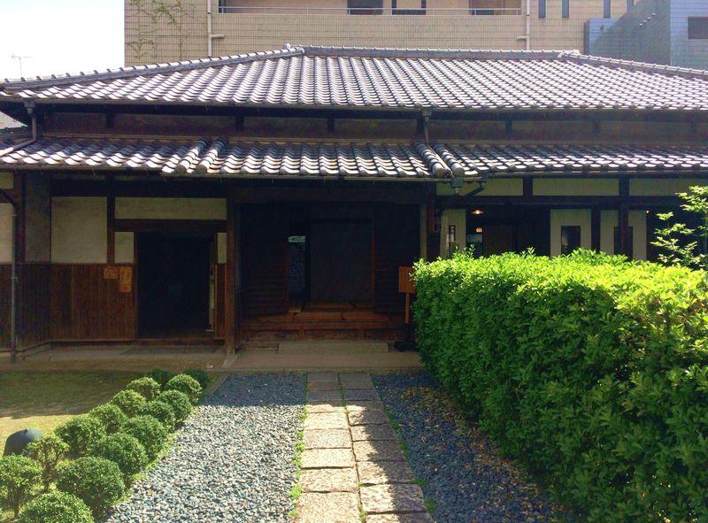 北九州市「森鴎外旧居」は小さな文学館!森鴎外の素顔に迫る