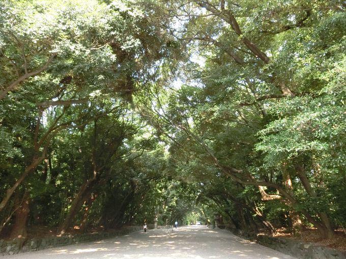 「熱田神宮」の快適なアクセス環境