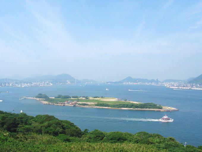 「巌流島」の名称と地理的概要・アクセス