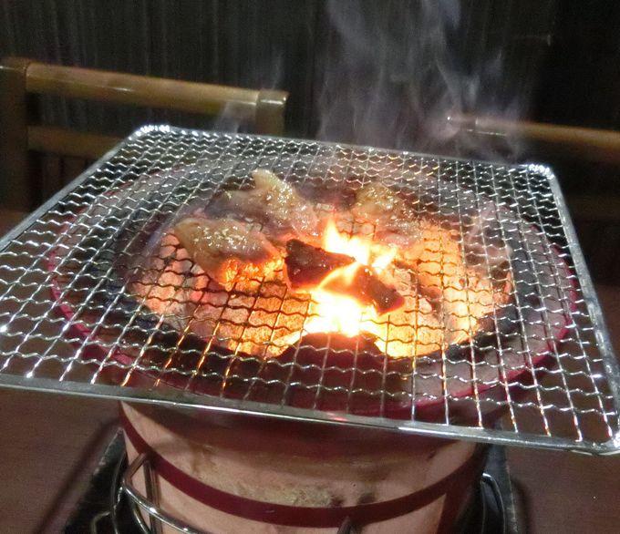 精肉店直営・七輪焼肉「もりもり」のメニュー