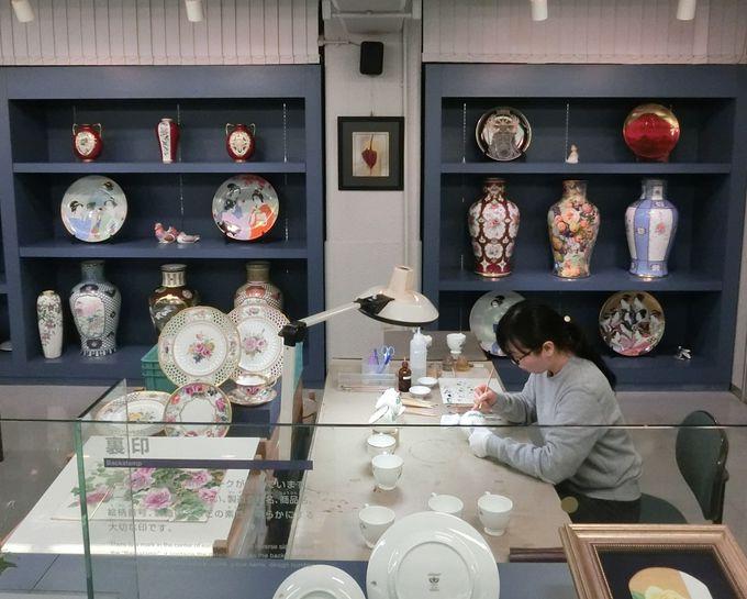 陶磁器の歴史と技術と魅力を学べる「ノリタケの森」