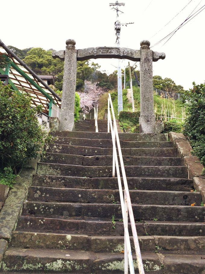 長崎市香焼町・香焼山「円福寺」へのアクセス