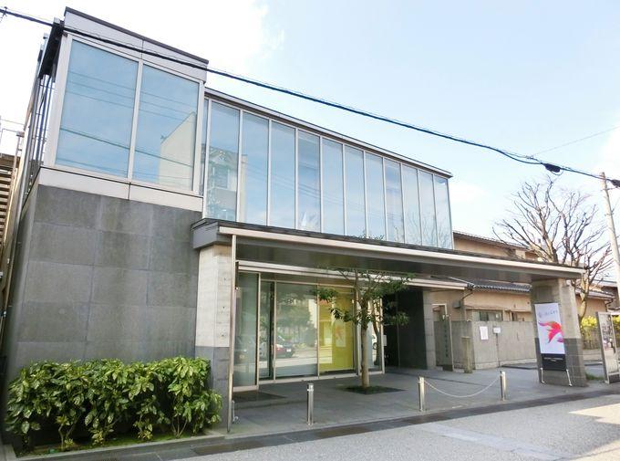 石川県金沢市「室生犀星記念館」の概要とアクセス