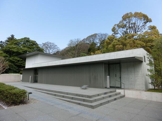「鈴木大拙館」概要とアクセス
