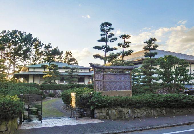 静岡県「沼津市若山牧水記念館」の概要とアクセス