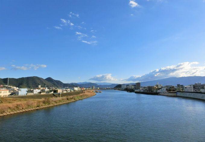 一級河川「狩野川」の源は伊豆半島・天城山