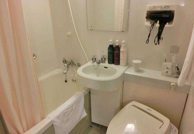 1階ロビー・全客室Wi-Fi対応と客室内の設備
