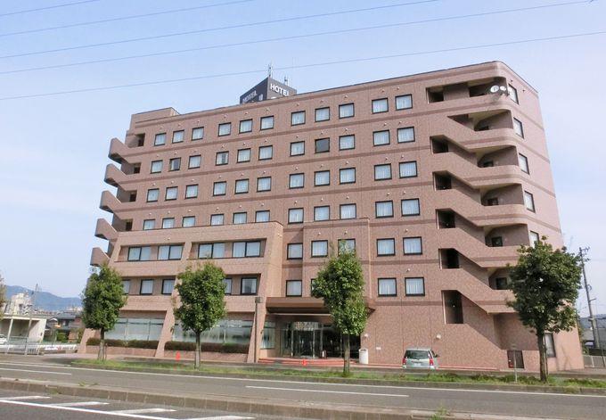 「ホテル・アルファーワン敦賀バイパス」へのアクセス