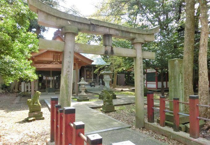 """""""縁結び""""と""""海上安全""""のパワースポット「大神下前神社」"""