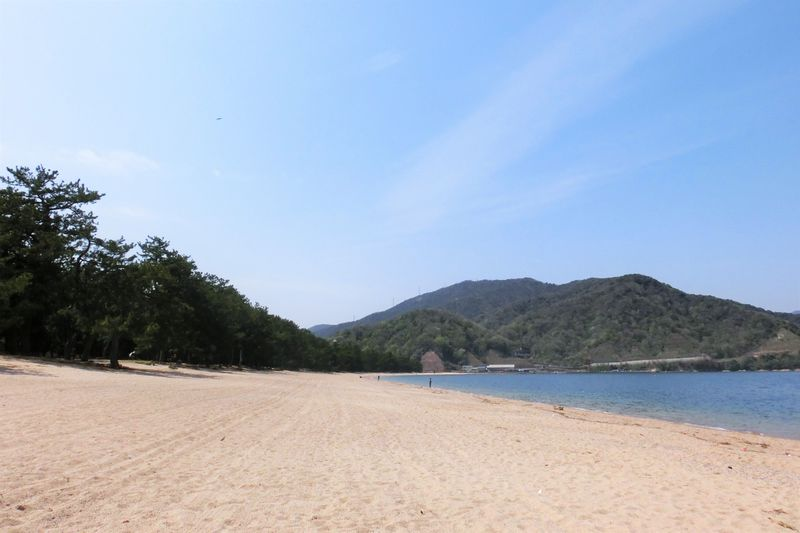 福井・敦賀「気比の松原」白砂と敦賀湾の色彩が映える三大松原の一つ!