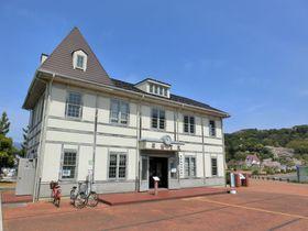 福井・敦賀「金ヶ崎緑地」資料館から赤レンガ倉庫のレストランも!