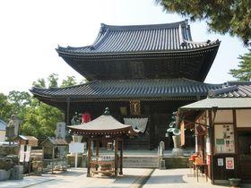 香川県・善通寺「東院」樹齢1200年の楠がある空海が建立した寺院