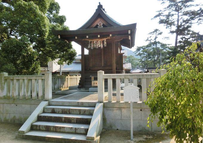 弘法大師・空海の両親を祀った「佐伯祖廟」