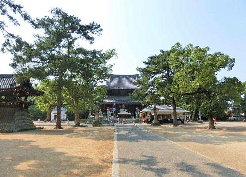 香川・総本山「善通寺」は弘法大師・空海の三大霊跡の一つ!