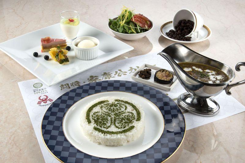 """静岡「グランドホテル浜松」""""闘将・家康公カレー""""で勝利を!"""