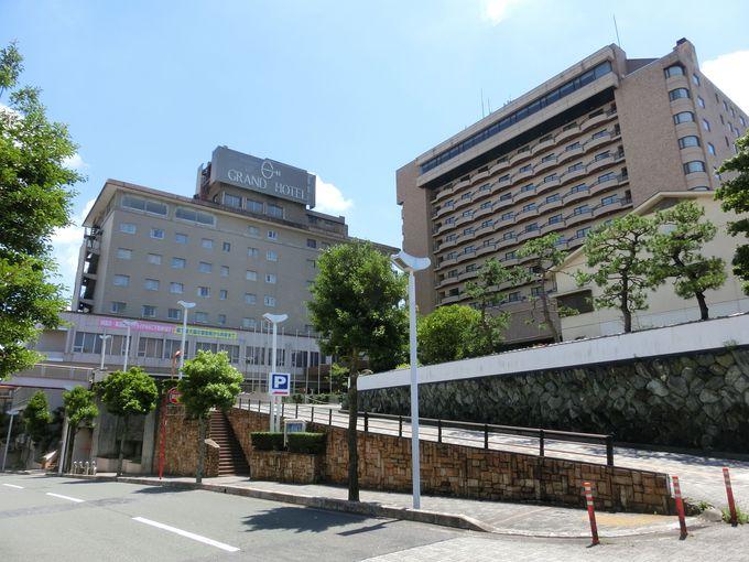「グランドホテル浜松」の概要と歴史