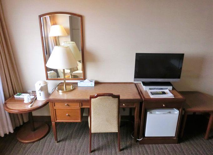 伝統と格式のある「グランドホテル浜松」の客室