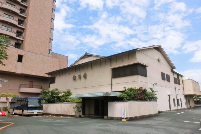 """「グランドホテル浜松」の始まりは、料亭""""聴涛館"""""""