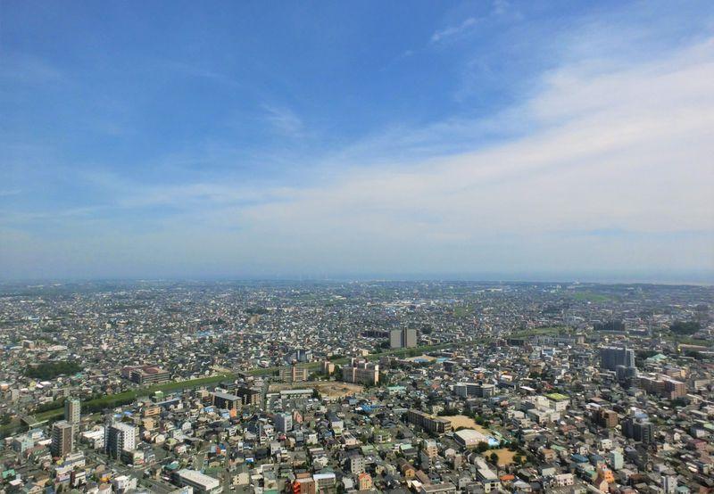 「オークラアクトシティホテル浜松」展望回廊&ビアガーデンで浜松を満喫!