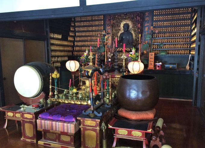 弘法山「遍照院」の開山と薬師堂の薬師如来坐像