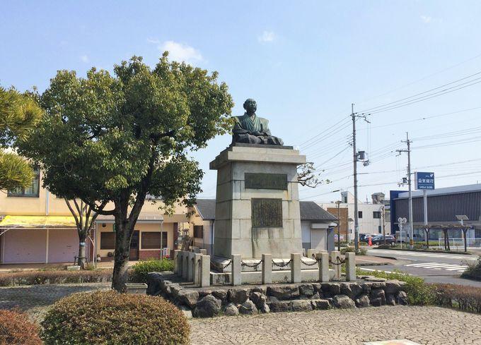 近江聖人、日本陽明学の始祖・中江藤樹と滋賀県高島市