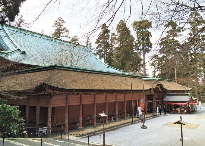 比叡山「延暦寺」の起源「一乗止観院」