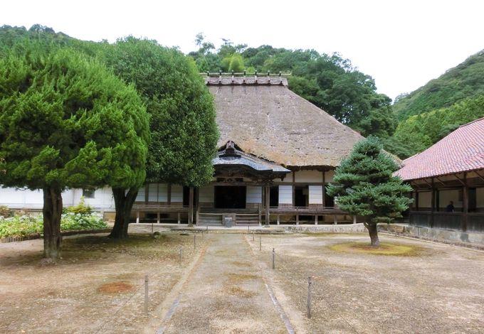 5.覚皇山・永明寺「寺宝館」
