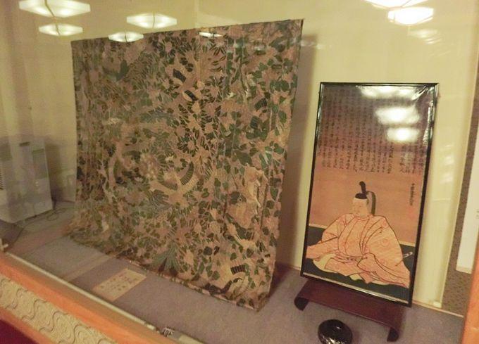 占城の織物や歴代の津和野城主や永明寺の住職の系図