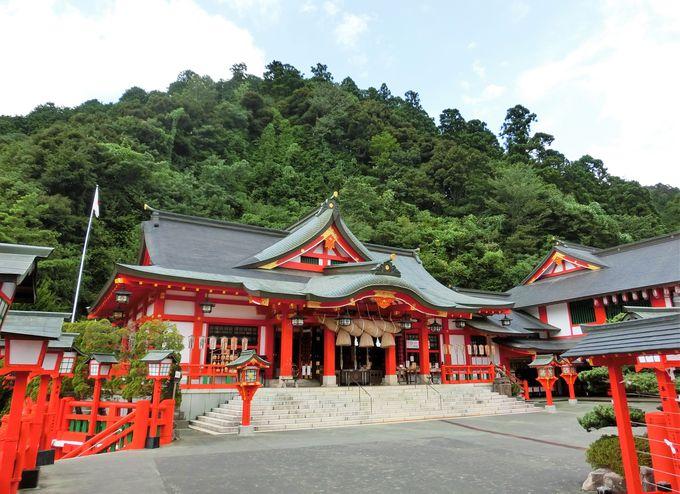 """「太皷谷稲成神社」は、社号が""""熊野神社""""の時代も"""