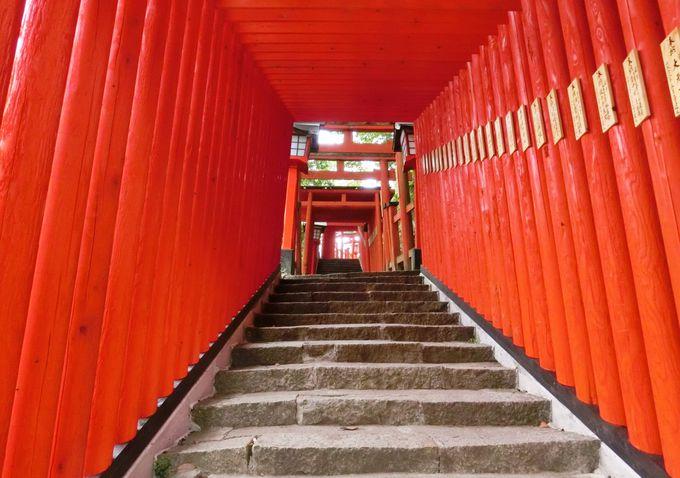 「太皷谷稲成神社」の概要とアクセス