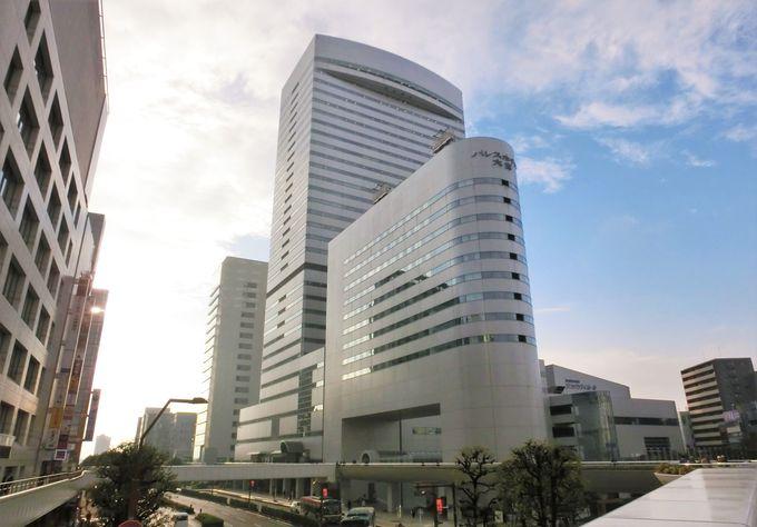 埼玉県さいたま市「パレスホテル大宮」の概要とアクセス