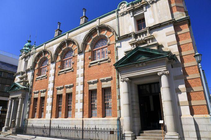 「旧唐津銀行」の概要とアクセス
