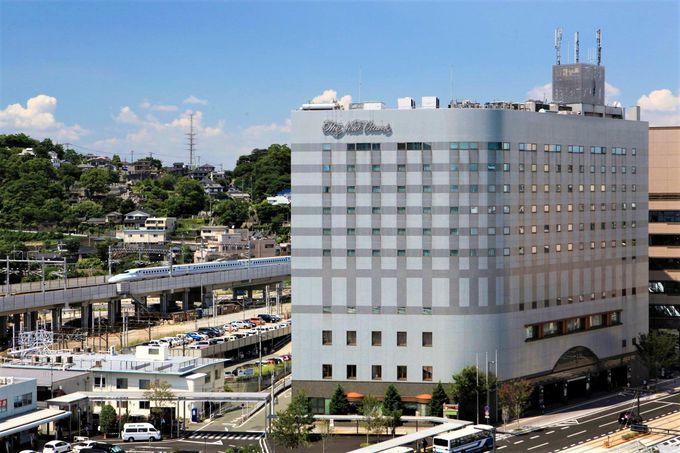 「ザ・ニューホテル熊本」の概要とアクセス