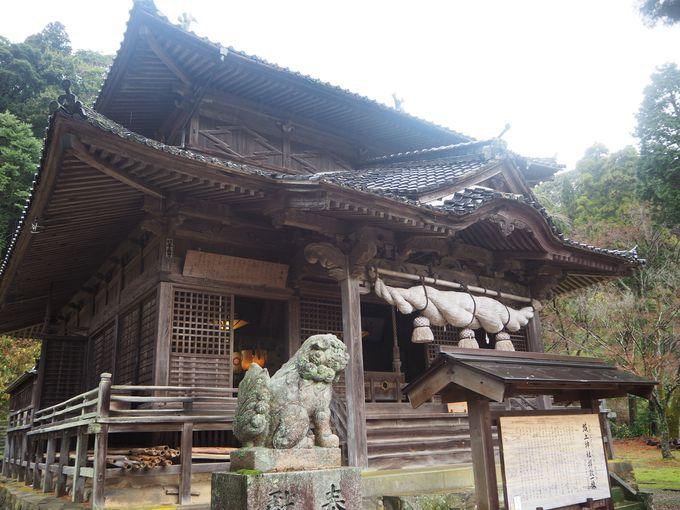 """「城上神社」と""""大森町""""の名称との関係"""